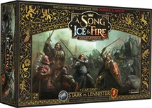 A Song of Ice & Fire - Stark vs. Lennister