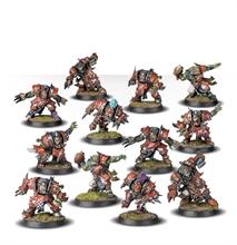 Blood Bowl - Orks Team