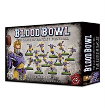 Blood Bowl - Elfen Team