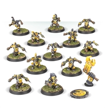 Warhammer Blood Bowl - Goblin Team