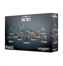 Warhammer 40 K -  Orks