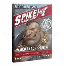 Warhammer Blood Bowl - Almanach