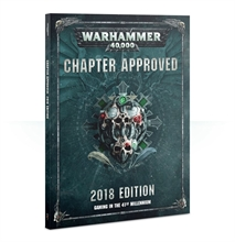 Warhammer 40 K - Chapter Approved 2018 Edition