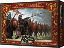 A Song of Ice & Fire - Lannister Guardsmen