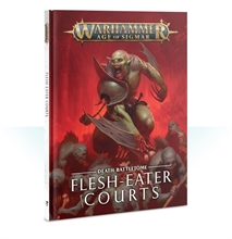 Warhammer Age of Sigmar - Flesh-Eater Courts
