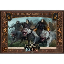 A Song of Ice & Fire - Bolton Bastards Girls