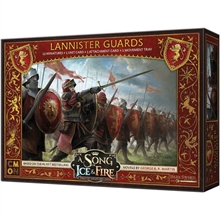A Song of Ice & Fire - Lannister Guards
