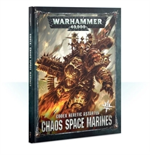 Warhammer 40 K - Chaos Space Marines