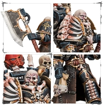 Warhammer 40 K - Chaos Space Marines