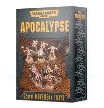 Warhammer 40 K - Einheitenbases für Apocalypse