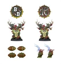 Blood Bowl - Wood Elf Team