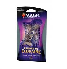 MTG - Throne of Eldraine Theme Booster Black EN