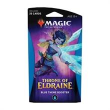 MTG - Throne of Eldraine Theme Booster Blue EN