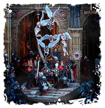 Warhammer 40 K - Adepta Sororitas