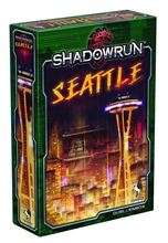 Shadowrun 5 - Seattle