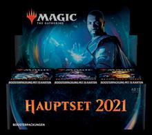 MTG - Hauptset 2021 Booster Display DE