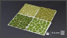 Gamers Grass - Tuft Set, Green Meadow