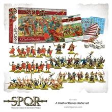 SPQR - A Clash of Heroes