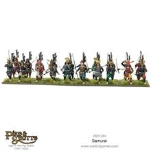 Pike & Shotte -  Samurai Infantry