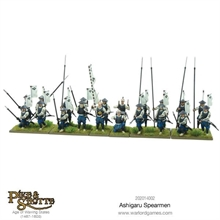 Pike & Shotte -  Ashigaru Spearmen