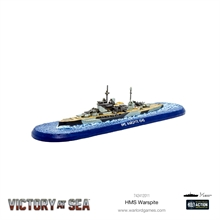 Victory at Sea - HMS Warspite
