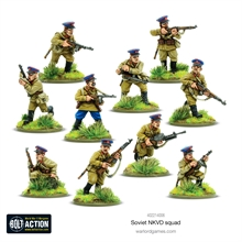 Bolt Action WW2 - Soviet Army