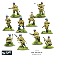 Bolt Action WW2 - Soviet Army